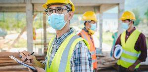 COVID Construction Checklist - Header