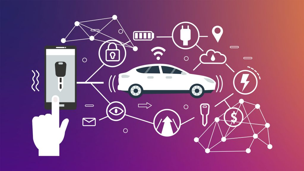Secure hardware in connected cars