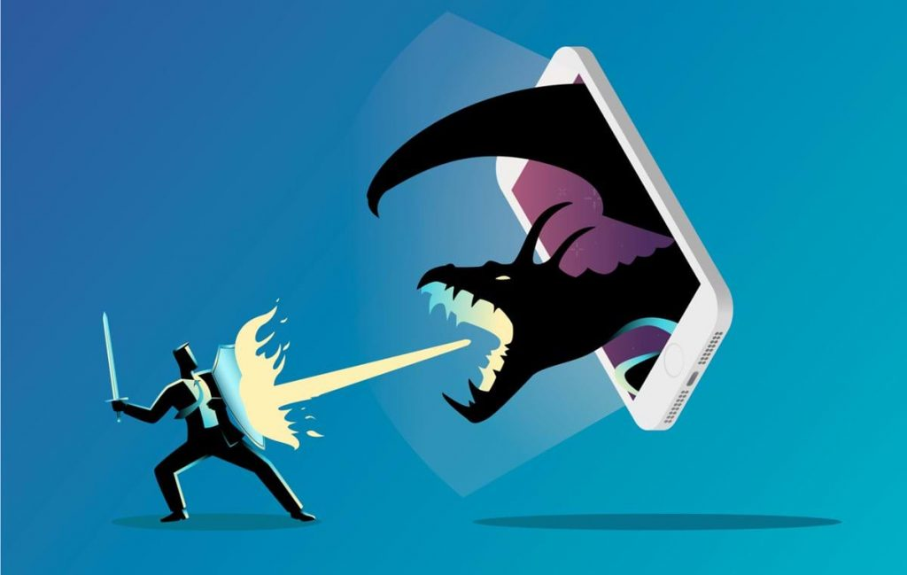 Mobile games protection